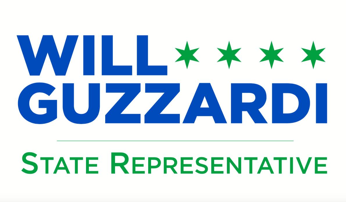 Will Guzzardi Logo